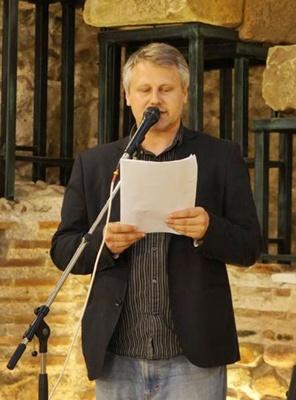 Иван Христов, София: Поетики 2015, фото: Ивет Лолова